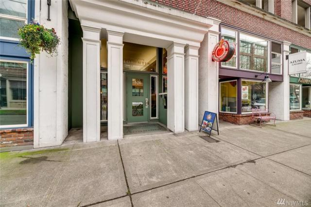 526 1st Ave S #302, Seattle, WA 98104 (#1400645) :: Homes on the Sound
