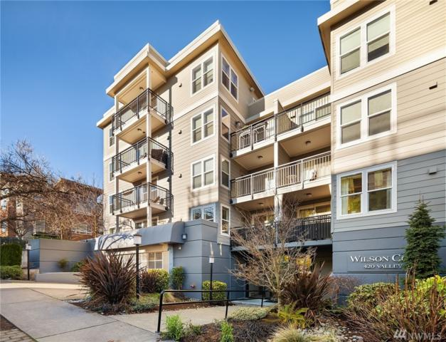 420 Valley St W308, Seattle, WA 98109 (#1400689) :: Beach & Blvd Real Estate Group