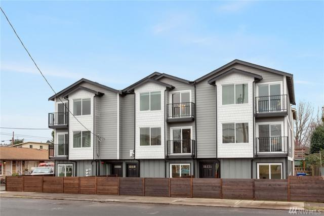 6710 Carleton Ave S C, Seattle, WA 98108 (#1400708) :: Homes on the Sound