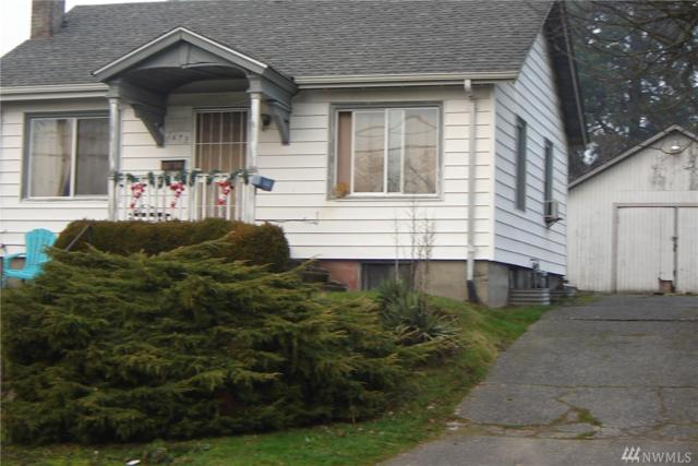1673 S 43rd St, Tacoma, WA 98418 (#1400754) :: Homes on the Sound