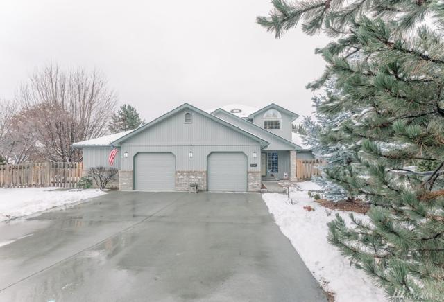1905 Aspen Creek Ln., Wenatchee, WA 98801 (#1400771) :: The Royston Team