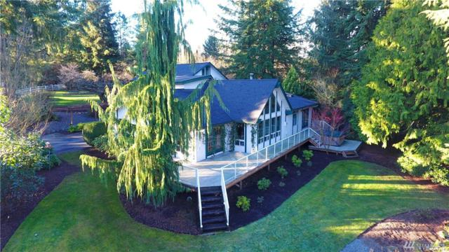 7932 152nd St SE, Snohomish, WA 98296 (#1400809) :: The Deol Group
