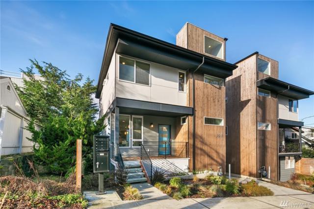 1811 12th Ave W, Seattle, WA 98119 (#1400862) :: Alchemy Real Estate