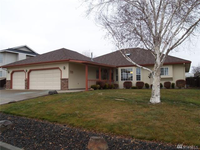 709 N 57th St, Yakima, WA 98901 (#1400955) :: Homes on the Sound