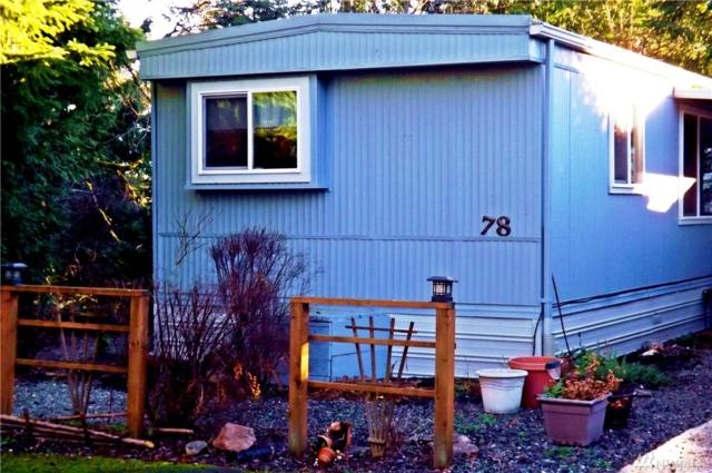 3060 NE Mcwilliams Rd #78, Bremerton, WA 98311 (#1400983) :: Better Homes and Gardens Real Estate McKenzie Group