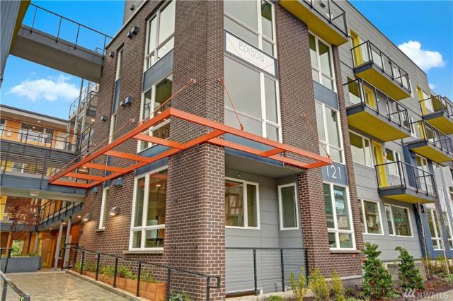 121 12th Ave E #105, Seattle, WA 98102 (#1401038) :: Beach & Blvd Real Estate Group