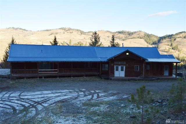 1214-B Pine Creek Rd, Tonasket, WA 98855 (#1401069) :: Homes on the Sound