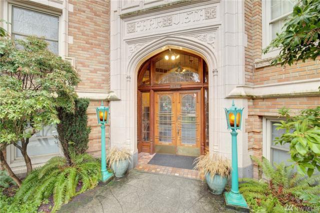 5810 Cowen Place NE #306, Seattle, WA 98105 (#1401096) :: Ben Kinney Real Estate Team
