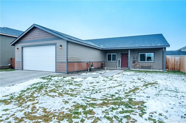 311 E 28th Ave, Ellensburg, WA 98926 (#1401184) :: Homes on the Sound
