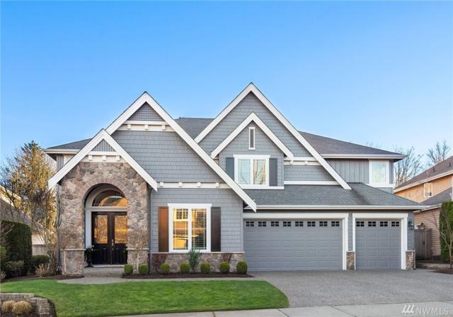27241 SE 13th Place, Sammamish, WA 98075 (#1401215) :: Homes on the Sound
