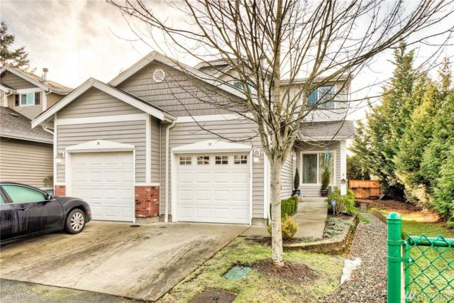 333 5th St SE #7, Puyallup, WA 98372 (#1401272) :: Priority One Realty Inc.