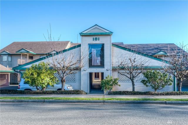 101 Pine Ave #303, Snohomish, WA 98290 (#1401315) :: Keller Williams Everett