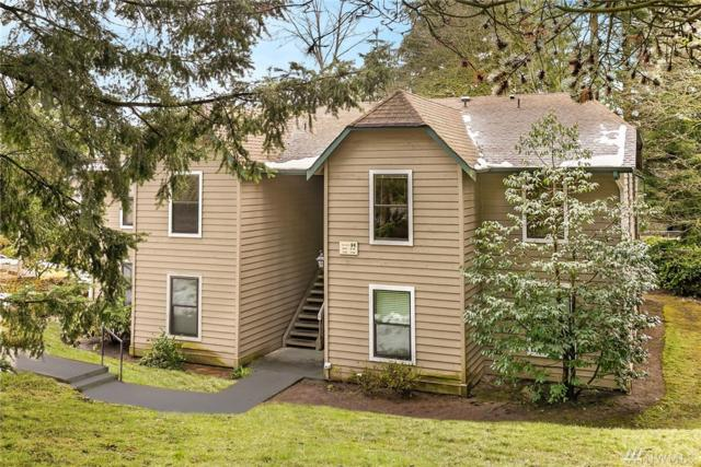 13801 Old Redmond Rd H216, Redmond, WA 98052 (#1401317) :: Ben Kinney Real Estate Team