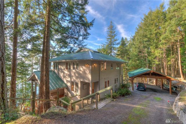 650 Deer Point Rd, Orcas Island, WA 98245 (#1401395) :: Homes on the Sound