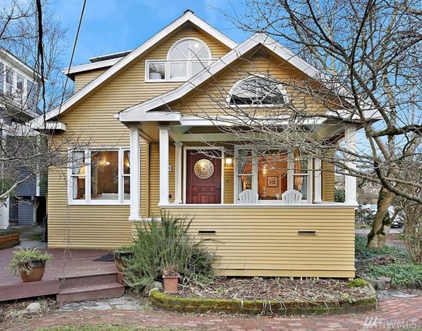 1624 E Mercer St, Seattle, WA 98112 (#1401524) :: Beach & Blvd Real Estate Group