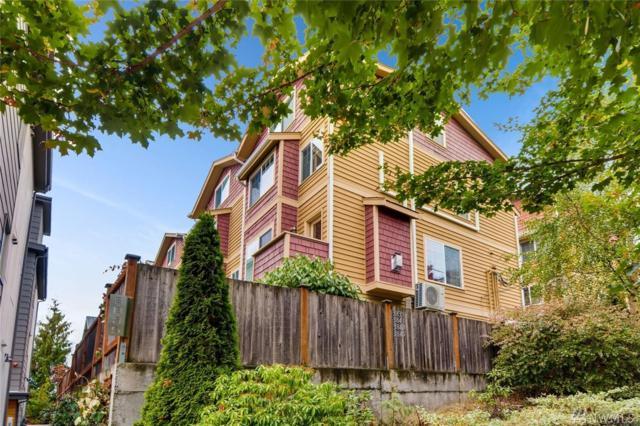 3845 Evanston Ave N, Seattle, WA 98103 (#1401601) :: Keller Williams Western Realty