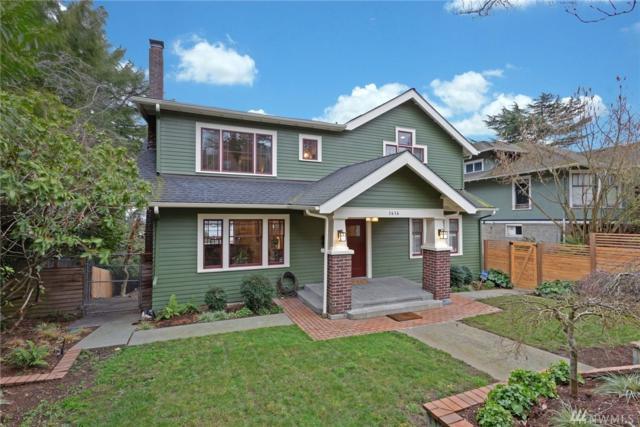 1414 Lake Washington Blvd S, Seattle, WA 98144 (#1401718) :: KW North Seattle