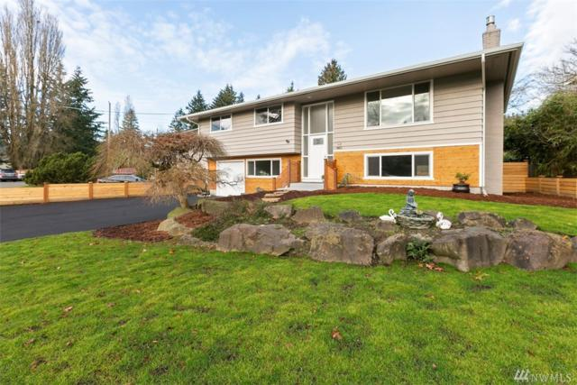 16011 Sunnyside Ave N, Shoreline, WA 98133 (#1401769) :: Homes on the Sound