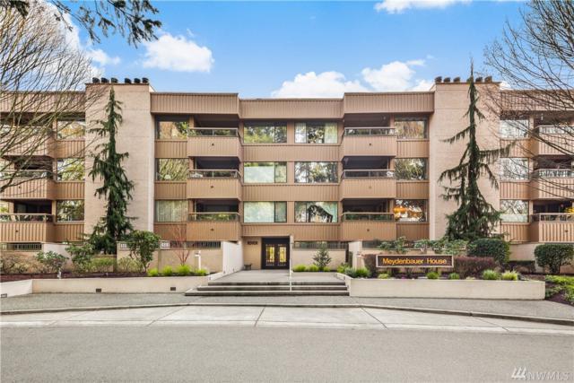 10101 SE 3rd St #104, Bellevue, WA 98004 (#1401801) :: Homes on the Sound
