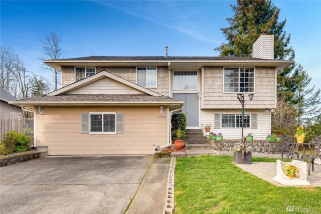 22803 125th Ave SE, Kent, WA 98031 (#1401829) :: Keller Williams - Shook Home Group