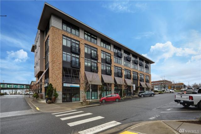 3111 Newmarket St #403, Bellingham, WA 98226 (#1401831) :: Homes on the Sound