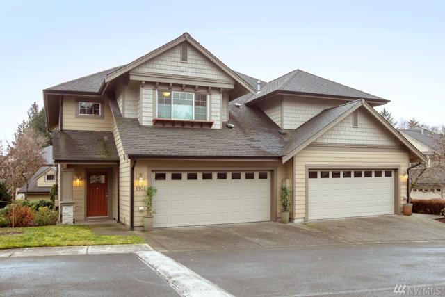13824 North Creek Dr #1101, Mill Creek, WA 98012 (#1401915) :: Pickett Street Properties