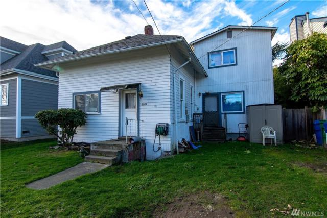 8705 Corliss Ave N, Seattle, WA 98103 (#1401986) :: Homes on the Sound