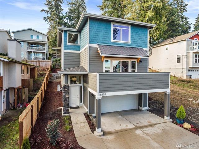18903 Angeline Ave NE, Suquamish, WA 98392 (#1401989) :: Homes on the Sound