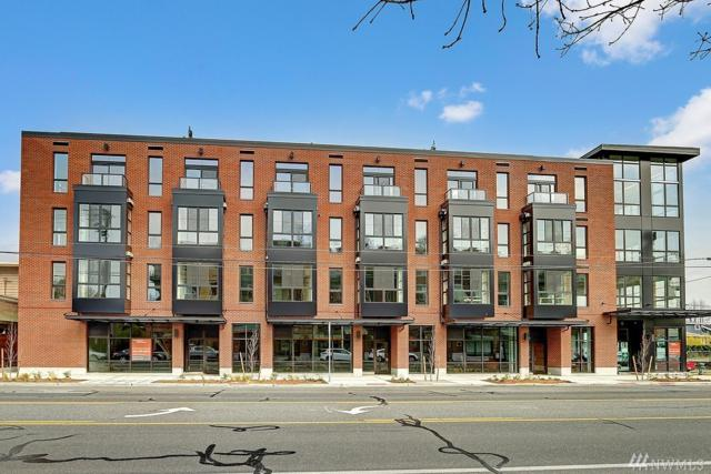 308 N 68th St #205, Seattle, WA 98103 (#1402117) :: Ben Kinney Real Estate Team