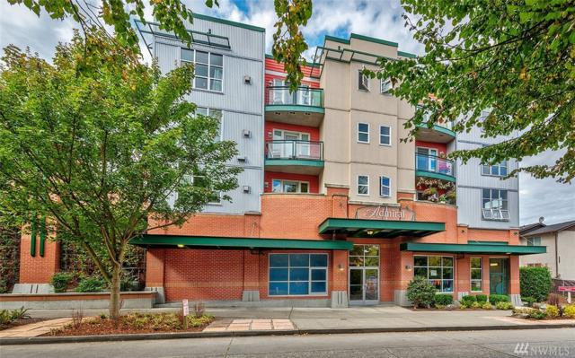 2331 42nd Ave SW #303, Seattle, WA 98116 (#1402125) :: Homes on the Sound