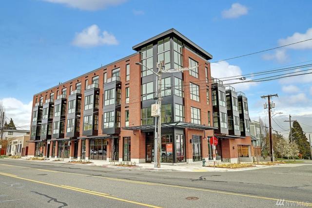 308 N 68th St #301, Seattle, WA 98103 (#1402148) :: Ben Kinney Real Estate Team