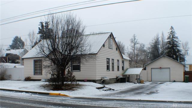 421 W Fourth St, Omak, WA 98841 (#1402215) :: Homes on the Sound