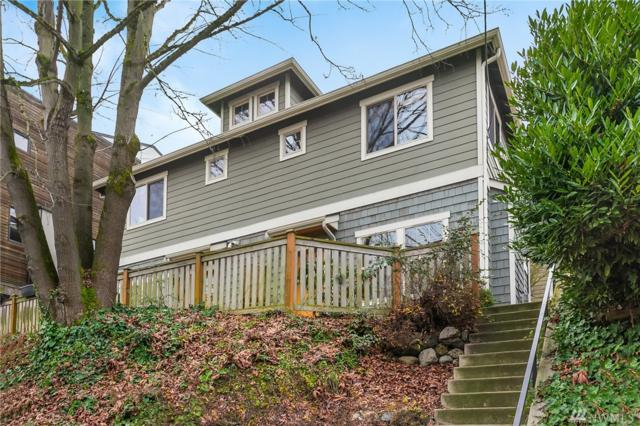 2107-B 15th Ave S, Seattle, WA 98144 (#1402258) :: Homes on the Sound