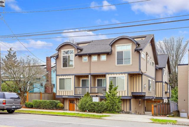 5609 Phinney Ave N A, Seattle, WA 98103 (#1402262) :: The Deol Group