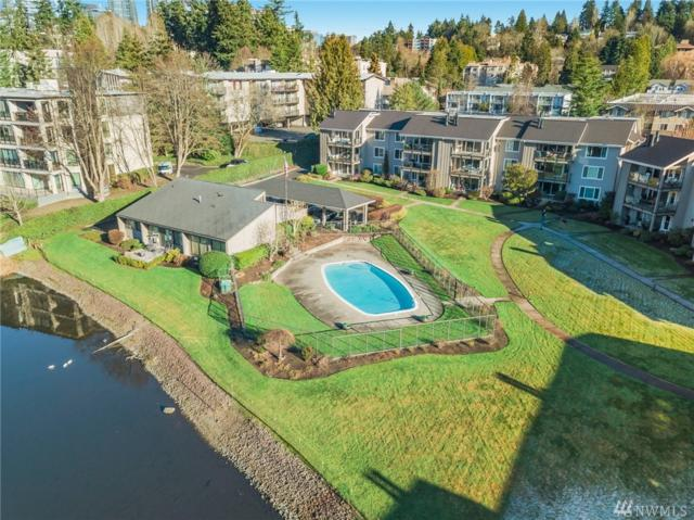 331 101st Ave SE D-301, Bellevue, WA 98004 (#1402310) :: Homes on the Sound