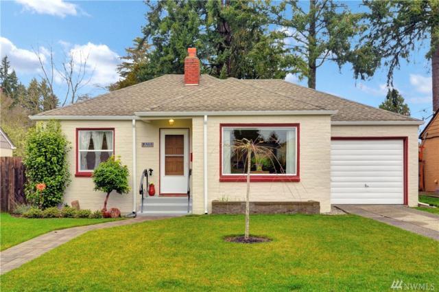 805 Spring St, Fircrest, WA 98466 (#1402312) :: McAuley Homes