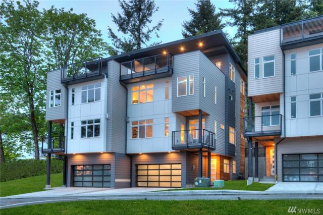 4033 129th Place Se (Unit 12), Bellevue, WA 98006 (#1402329) :: Homes on the Sound