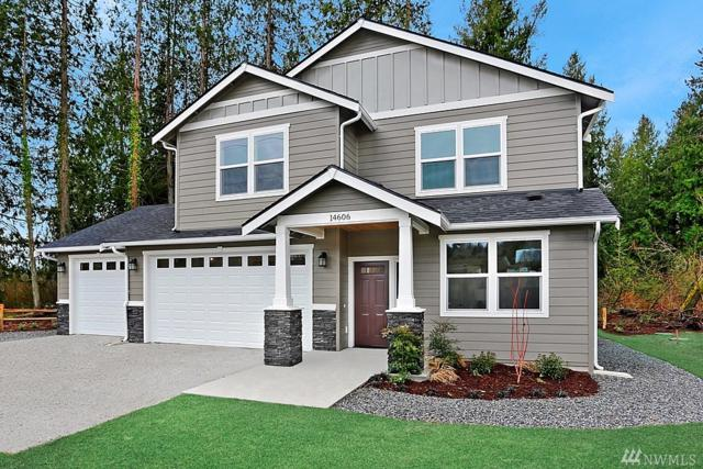 14606 67th  (Lot 3) Ave NE, Arlington, WA 98223 (#1402340) :: Homes on the Sound