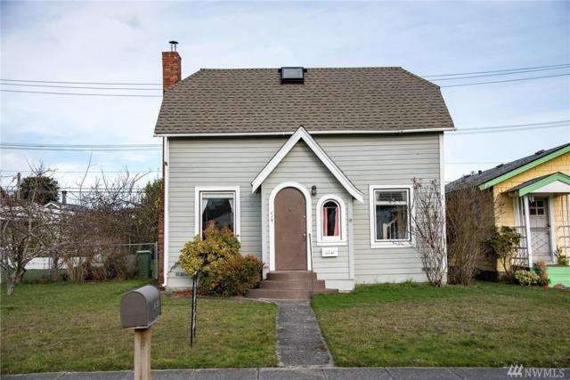 115 W Third Street, Port Angeles, WA 98362 (#1402458) :: Real Estate Solutions Group