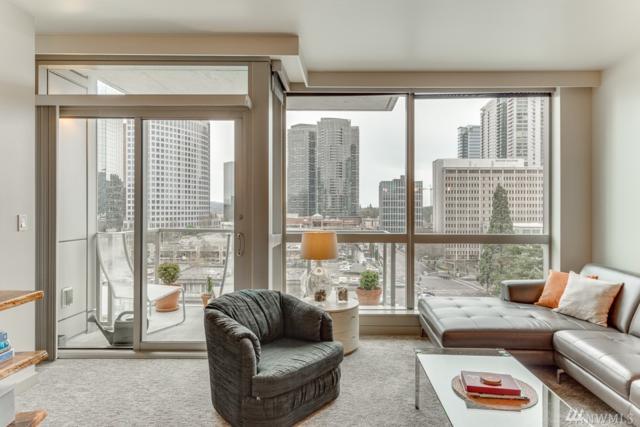 10610 NE 9th Place #901, Bellevue, WA 98004 (#1402518) :: The Deol Group