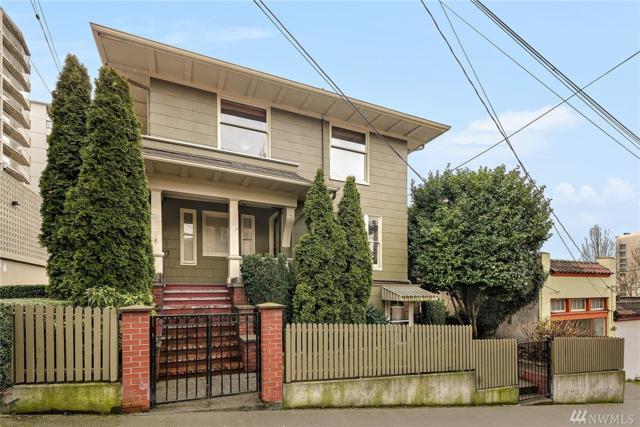 511 E Mercer St, Seattle, WA 98102 (#1402543) :: NW Home Experts