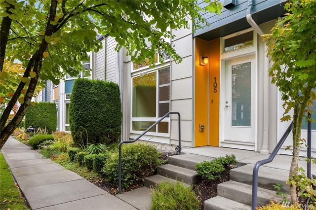 15151 NE 81st Wy #105, Redmond, WA 98052 (#1402599) :: Icon Real Estate Group