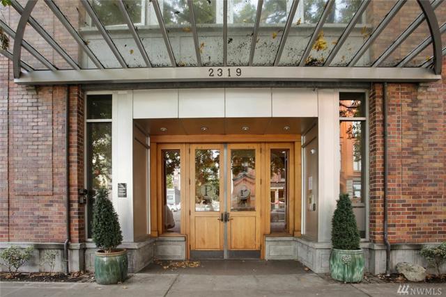 2319 1st Ave #401, Seattle, WA 98121 (#1402625) :: Alchemy Real Estate