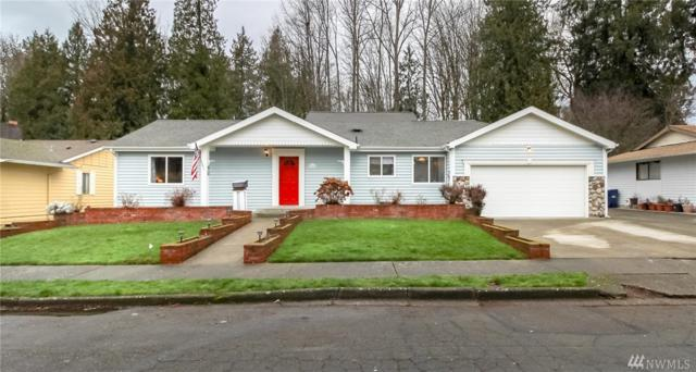 1005 28th St SE, Auburn, WA 98002 (#1402652) :: Keller Williams Realty