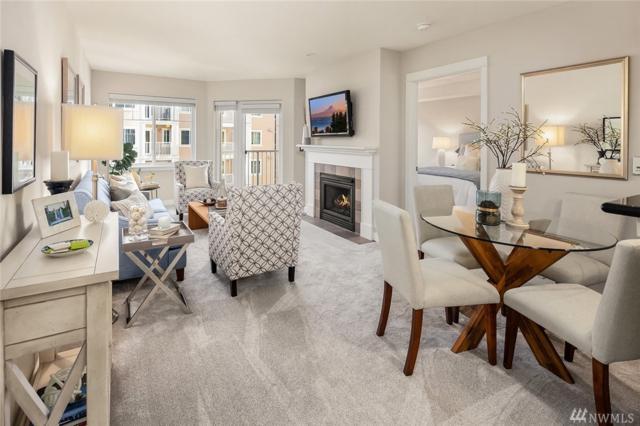 1545 NW 57th St #511, Seattle, WA 98107 (#1402687) :: Ben Kinney Real Estate Team