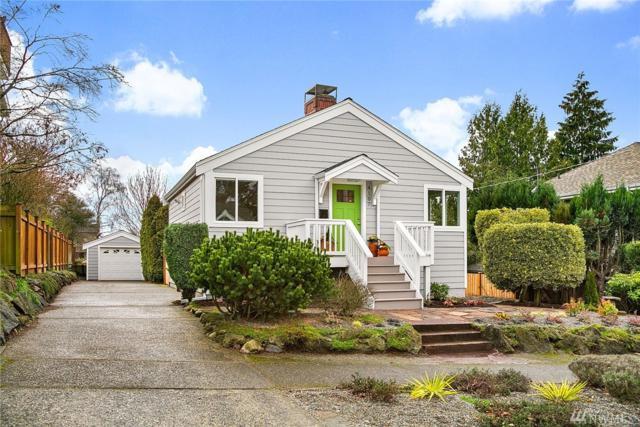 4107 SW Kenyon St, Seattle, WA 98136 (#1402799) :: Homes on the Sound