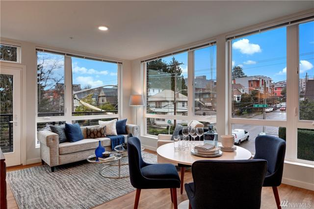 121 12th Ave E #410, Seattle, WA 98102 (#1402816) :: Mosaic Home Group
