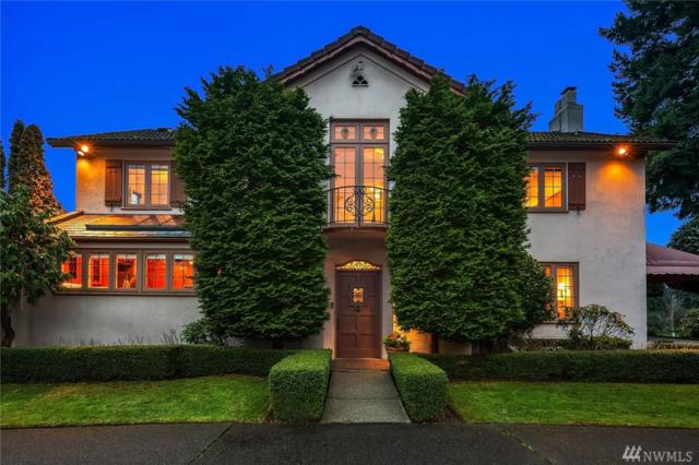 1269 Parkside Ave E, Seattle, WA 98112 (#1402882) :: Homes on the Sound