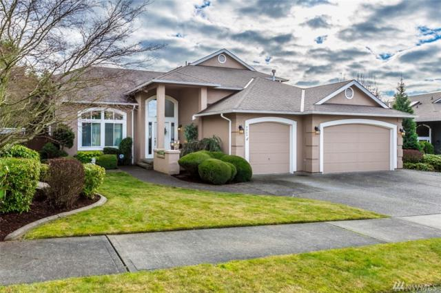 9905 E 182 Ave E, Bonney Lake, WA 98391 (#1402958) :: Hauer Home Team