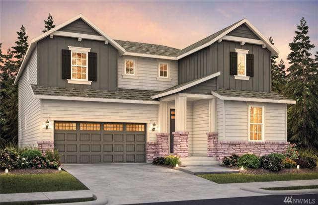 717 NE 4th (Lot 36) St, North Bend, WA 98045 (#1402993) :: Homes on the Sound
